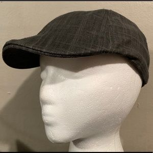 Kenneth Cole Reaction Newsboy Cabbie Hat Cap c7b14be956ea